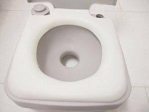 画像2: ランナバウト962ポータブルトイレ