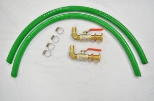 画像1: TMC電動マリントイレ配管セット