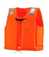 オーシャンC-2型ライフジャケット(JCI検定品) オレンジ/イエロー
