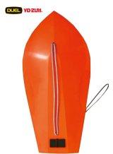 潜水板K型 ネソ糸付 赤 10号