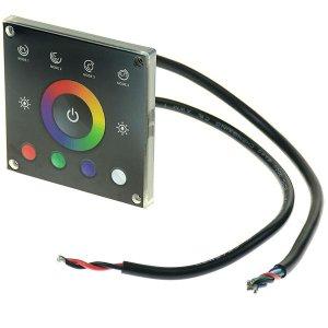 画像2: ヘルムマウントLED RGBWコントローラー