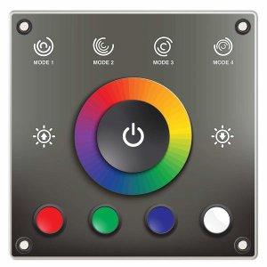 画像1: ヘルムマウントLED RGBWコントローラー