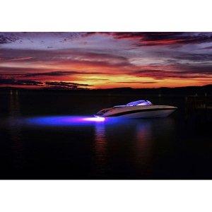 画像3: SeaBlaze Quattro LED水中ライト、ホワイト/ブルー