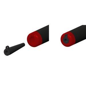 画像2: BLACK TIP ファイバーグラス製 ギャフ 6ft