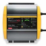 プロマリナー社 プロスポーツシリーズ12Vバッテリー6Aチャージャー