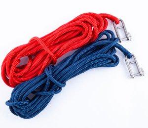 画像4: トップウォーターオリジナル フライングギャフフック  ロープ付き