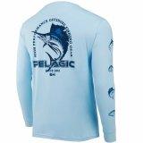 【2021NEW】ペラジック アクアテック  フライングセイルフィッシュ ロング Tシャツ