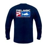ペラジック デラックス ロゴ 長袖Tシャツ