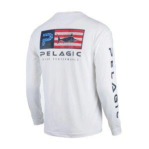 画像1: ペラジック アクアテック ICON 長袖Tシャツ