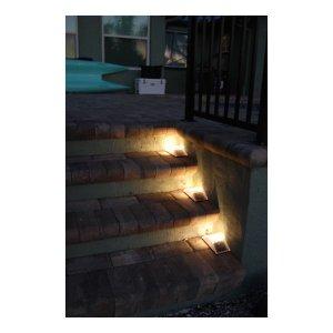 画像2: テイラーメイド LED ソーラーサイドポストドックライト